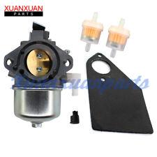 Carburetor For Briggs & Stratton 497581 192402 192407 192412 176437 176452 Carb
