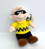 "Peanuts Charlie Brown Animated Musical Halloween Plush Stuffed Toy 10"""