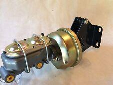 """Jeep CJ5 CJ7 7"""" disc Brake booster & master cylinder w/ adjustable valve"""