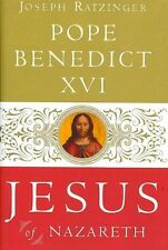 Jesus of Nazareth: From the Baptism in the Jordan to the Transfiguration, Pope B