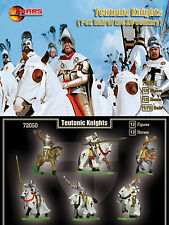 1:72 FIGUREN 72050 TEUTONIC KNIGHTS - MARS
