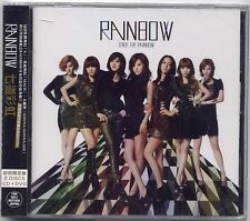Rainbow: Over the Rainbow (2012) Japan Korea / CD & DVD TAIWAN SEALED