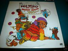 FRED WESLEY AND THE HORNY HORNS LP FUNK ORIG PARLIAMENT