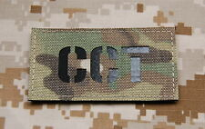 CCT Infra Red Call Sign Patch Multicam USAF Combat Control Team IR Patch