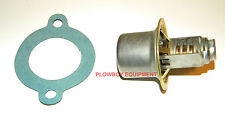 Thermostat W/ Gasket for IH 684739C1 Combine 1440 1460 1480 1640 1660 1680 915