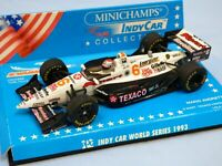 MINICHAMPS 1:43 LOLA FORD MARIO ANDRETTI 1993 NEWMAN HAAS INDY RACING CAR TOY