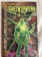 Just Imagine Stan Lee's Green Lantern DC Graphic Novel TPB Prestige Comic Book