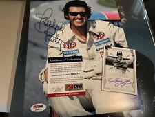 Richard Petty auto 2x PSA/DNA COA Autograph 8x10 autograph signed Harry Gant /25