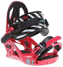 K2 KAT Bindung Snowboard Binding - Girls Pink, Snowboardbindung  2013 Size:S