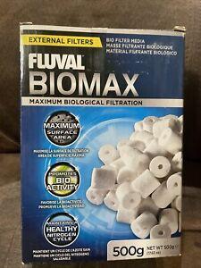 Fluval BioMax 500g Maximum Biological Filtration External Filters Bio Filter
