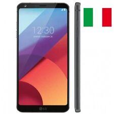 LG G6 H870 32GB BLACK GARANZIA 24 MESI ITALIA NO BRAND