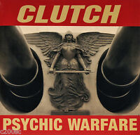 CLUTCH - PSYCHIC WARFARE, ORG 2015 USA vinyl LP, NEW - SEALED!