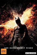 The Dark Knight Rises (Blu-ray, 2012, 4-Disc Set)