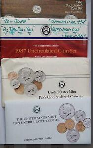 1988 5c Echidna  UNCIRCULATED Condition EX MINT SET