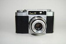 Emi K 35 Film Camera with FUJIYAMA 1:2.8 f=50mm Lens - for parts