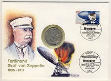 DEUTSCHLAND - 75. Todestag GRAF von ZEPPELIN - LUFTSCHIFF - ANSCHAUEN
