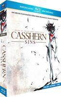 ★Casshern Sins (staff de Saint Seiya) ★ Intégrale - Edition Saphir [3 Blu-ray]