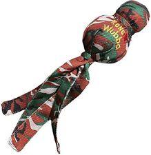 Kong Camo Wubba Dog Toy, Small, Colors Vary