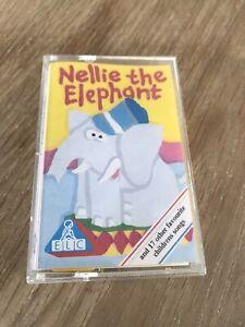 ELC Children Song Cassette - Nellie The Elephant - 1993 Roger Wade