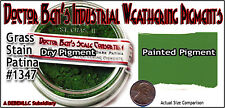 Grass Stain Patina Doctor Ben's Scale Consortium Weathering Pigment-2oz Hon3/Ho