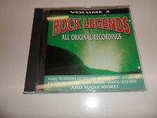CD   Rock Legends Vol. 3