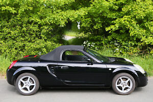 Toyota MR2 Twilfast mohair soft top hood with HRW £690.00 supplied & fitted!!