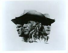 LORNE GREENE  BONANZA TV SHOW 1959 VINTAGE PHOTO ORIGINAL ILLUSTRATION ART