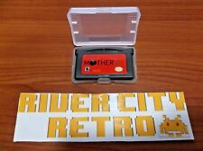 Mother 1 & 2 (Nintendo Game Boy Advance) 1+2 GBA English Translation Earthbound!