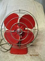 VINTAGE GE GENERAL ELECTRIC FAN - EXC. WORKING CONDITION