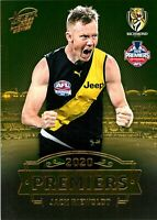 ✺New✺ 2020 RICHMOND TIGERS AFL Premiers Card JACK RIEWOLDT - 7 of 25