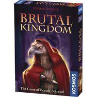 Thames Kosmos Brutal Kingdom Board Game Family Activity Game