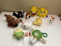 SECRET LIFE OF PETS PLUSH  McDonalds Happy Meal toys lot of 10