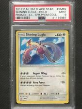 PSA 9 Mint - SHINING LUGIA HOLO - Pokemon TCG: Shining Legends Black Star #SM82