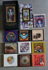 GRATEFUL DEAD - THE GOLDEN ROAD - 1965-73 - 10 x CD BOX SET + BOOKLET - EX.COND