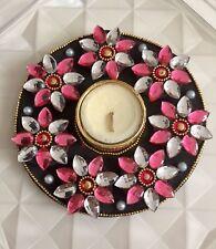 DIWALI, WEDDING DIYA DECOR TEA LIGHT CANDLE FLOATING HOLDER HOME DECOR EVENTS