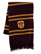 NEW Harry Potter Badge Gryffindor Sorting House Scarf Cosplay Costume