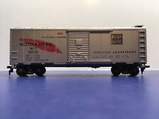 "HO Scale ""Western Pacific Railroad"" WP 19532 40' Freight Train Car / Heavyweight"