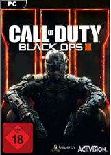 CALL OF DUTY BLACK OPS III 3  STEAM EU [UNCUT] PC Download Code CD Key