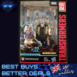 Transformers Studio Series 22 DROP KICK Deluxe Class UK Stock NEW