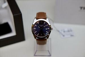 Tissot Gentleman Blue Men's Watch - T127.410.16.041.00