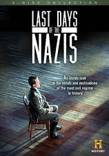Last Days Of The Nazis 2 Disc Collection DVDs