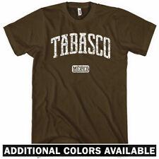 Tabasco Mexico T-shirt - Men S-4X Gift Villahermosa Tabasqueño Cardenas Mexicano