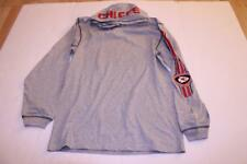 Youth Kansas City Chiefs XL (18/20) Hooded L/S T-Shirt Tee (Grey) Reebok