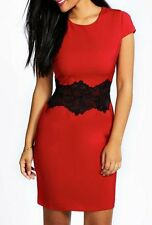 Boohoo Lace Stretch, Bodycon Dresses for Women