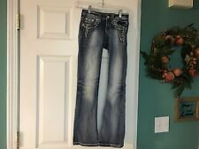 GIRLS MISS ME Jeans KE5836B6J BOOT Size Girls 10