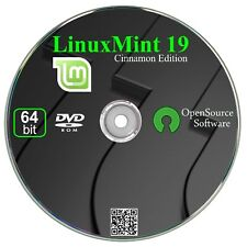 Linux Mint 19 Betriebssystem, 64 bit, deutsch, english