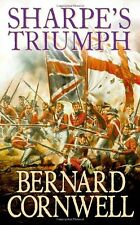 BERNARD CORNWELL __ SHARPES TRIUMPH __ BRAND NEW ___ FREEPOST UK