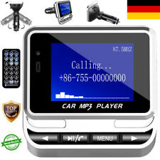 Auto KFZ Bluetooth FM Transmitter Freisprecheinrichtung MP3 Player TOP SCHUTZ