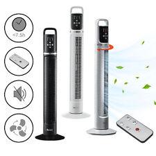 [in.tec]® Turmventilator + Fernbedienung Standventilator Säulen Ventilator Tower