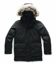 The North Face Youth McMurdo Down Parka, TNF Black, XS, TNF Black, Size X-Small